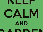 Keep Calm Garden