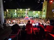 luglio 2015 Recanati (MC) balla ritmo elettronica
