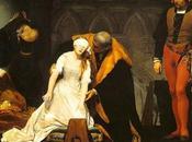 """L'Esecuzione Lady Jane Grey """",di Paul Delaroche,il drammatico epilogo della regina nove giorni"""