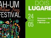 finale ritmo samba bossa XIII edizione Ah-Um Milano Jazz Festival