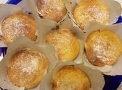 Muffin limone cuore marmellata cedro
