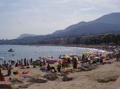 Sole mare Costa Azzura road)