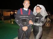 Matrimonio subacqueo party Alma Eventi