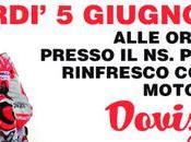 Giugno Andrea Dovizioso ospite Motorama