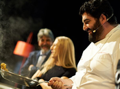 Cibo regola d'arte: show cooking antonino cannavacciuolo