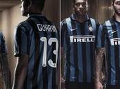 Nuova maglia dell'Inter 2015-16: Nike omaggia tradizione