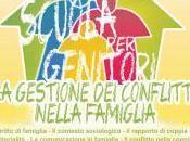"""gestione conflitto nella famiglia"""" ciclo incontri genitori Centro Famiglia Benedetto Tronto (AP)"""