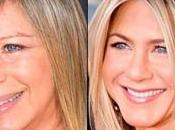 Tale quale: Barbra Streisand Jennifer Aniston sosia