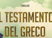"""testamento Greco"""" Bruno Morchio"""