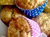 Muffin cocco limoncello