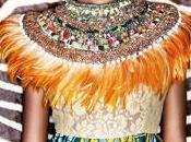 "Black &White; tema della ""settimana moda"" Soweto (Sudafrica)"