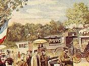 Parigi-Rouen 1894: prima gara vittoria della futura Mercedes.