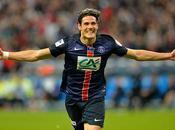 PSG-Auxerre 1-0: Cavani scaccia paure. Coppa