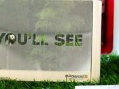 Polaroid: mondo sole!