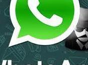 Trucco Spiare messaggi whatsapp