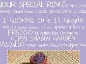 CORSO nella nostra incantevole Orangerie MELOGRANO GIPSY SHABBY GARDEN