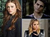 SPOILER Pretty Little Liars, Vampire Diaries, Arrow, Girls, Teen Wolf Jane Virgin