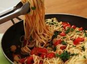 Spaghettini sugo canestrelli
