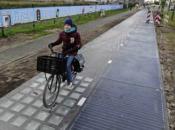 Olanda: Arriva Solaroad, pista ciclabile solare!