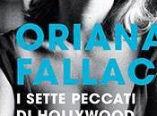 Recensione peccati Hollywood Oriana Fallaci