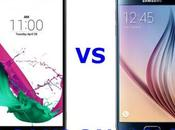 Samsung Galaxy Edge video confronto