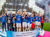 """Lech Poznan-Wisla 0-0: """"Ferrovieri"""" tornano campioni Polonia dopo anni!"""