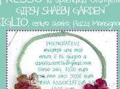 CORSO Sabato Giugno nella nostra incantevole Orangerie Melograno GIPSY SHABBY GARDEN