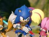 Sonic sfreccia Nintendo Boom: Fire