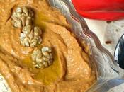 MUHAMMARA, salsa arrossata