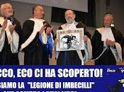 Internet diritto parola legioni imbecilli, Umberto Eco.
