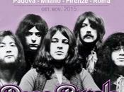 Tornano Italia nell`autunno 2015 Deep Purple quattro date palazzetti ottobre novembre!