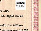CARLOTTA BALDAZZI Stylist modo mostra curata Melina Scalise Francesco Tadini
