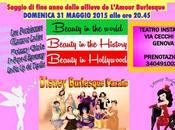 spettacolo favola: Disney Burlesque Parade