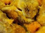 Pollo alle carote