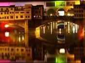 Arnobaleno, festa dell'estate un'isola galleggiante sull'Arno