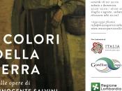"""Museo Maccagno: paesaggio, vita contadina cibo nella mostra colori della Terra"""" Innocente Salvini"""