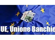 Unione Europea, unione banchieri.
