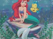 Schema punto croce: Principessa Disney Ariel_10