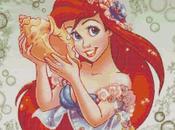 Schema punto croce: Principessa Disney Ariel_7