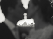 Amore eterno celebrato nella città eterna dall'eternità della fotografia