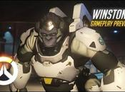 Overwatch Conosciamo Winston gorilla superintelligente