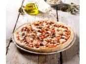 Pizza Margherita congelata senza lattosio