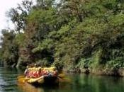 Parco Ticino l'emozione dello slow rafting
