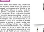 Watch Urbane disponibile euro garanzia italia Glistockisti.it