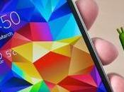 Samsung Galaxy primi segni Android 5.1.1 Lollipop