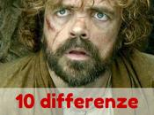 Game Thrones: differenze libri stagione...