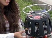 l'inquinamento combatte droni!