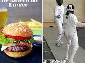 Burger nero, maionese alla vaniglia, orata, chard ravanello croccante