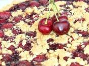 Crostata ciliegie