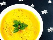Crema vegana carote curry Vegan carrot cream recipe